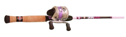 Zebco 33 Lady Fishing Rod and 33JL/ZALC602M Reel