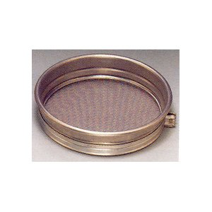 Heavy Gauge Sieve, 16'' Diameter - # 50 (Extra Fine), for Sugar