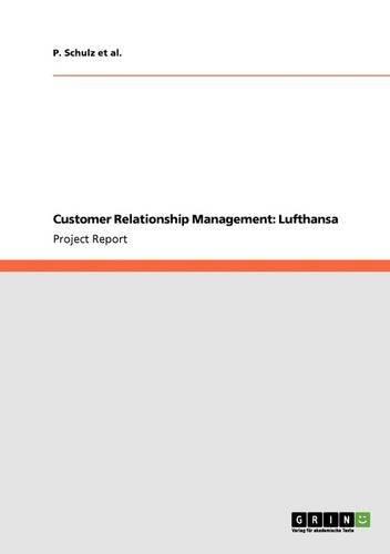 Download Customer Relationship Management: Lufthansa ebook