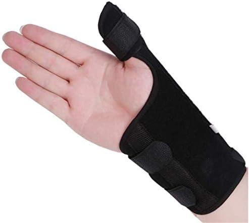 手首-親指スプリント装具、手根管手首装具、通気性手首スプリント、手根管症候群/腱炎/急性捻rain用手首副木 (L,右手)