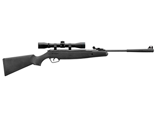 Stoeger Air Gun X10 Black Synthetic w/ 4x32 Scope 1200 FPS .177 1000 Fps Air Rifle