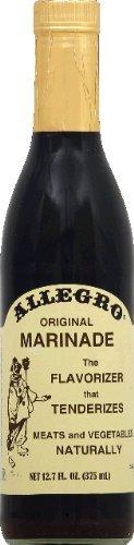 New Original Allegro - Allegro B74977 Allegro Original Marinade -6x12.7 Oz by Allegro