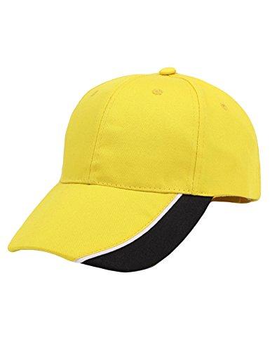 空港迫害する崖ドレスヌー 男女兼用 ファション コットン 通気性 UVカット 防紫外線 サンバイザー 配色 野球 トレーニング 帽子 山登りキャップ 全6色
