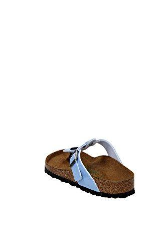 Birkenstock luxor azzurro 37 w