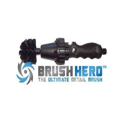Brush Hero Retail Pack: Garden & Outdoor