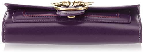 Wallet Aliboni Violet Vitello Pochettes Shoulder Mornat Seta Pinko Cordiale Viola With wRx0w4