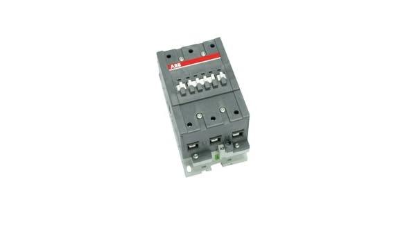 ABB AE95-30-11-83 Contactor, 48 VDC Coil, 125 A, 1 NO - 1 NC
