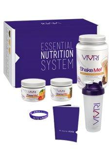 Vivri™ Essential Nutrition System (Shake Vanilla - Orange Mango - Pineapple Orange)