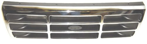 Assembly Bronco Grille Ford 96 (OE Replacement Ford Grille Assembly (Partslink Number FO1200173))