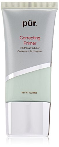 PÜR Correcting Primer Redness Reduce in Green, 1.0 Fluid Ounce
