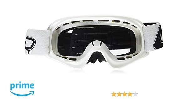 O`Neal B-Flex Goggle LAUNCH white clear