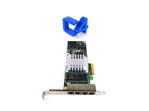 (HP 436431-001 NC364T quad port Gigabit Ethernet adapter board - Has four exter)