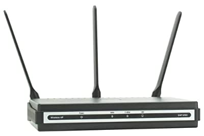 AirPremier DAP-2553 Wireless N Dual Band Gigabit Access Point w/ PoE - Drahtlose Basisstation - 802.11 a/b/g/n (draft)