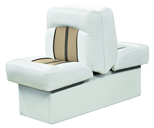 Wise 3060-1775 Pinnacle Series Lounge, Cuddy Brite White-Mocha Java-Rock Salt