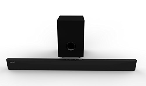 Element 2.1 Bluetooth Sound Bar with Wired Subwoofer