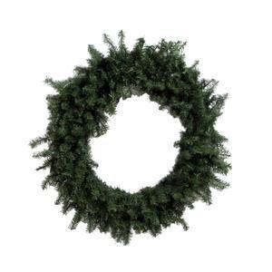 Vickerman Canadian Wreath, 60-Inch, Pine Green by Vickerman (Image #1)
