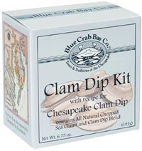 Kit Clam (Blue Crab Bay Co. Clam Dip Kit)