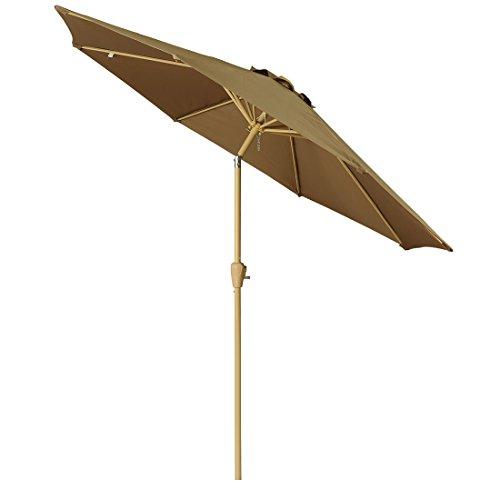 9' Square Umbrella - 5