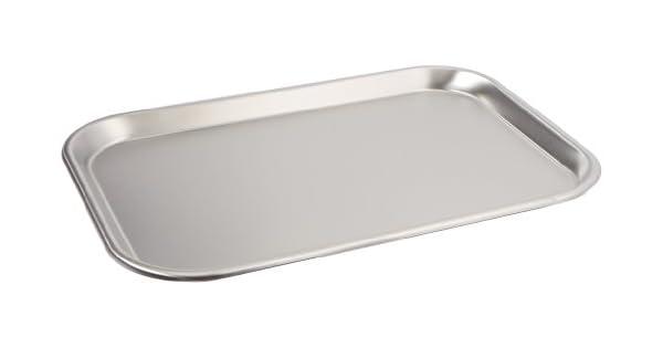 Amazon.com: Polar Ware 15 F Bandeja para servir de acero ...