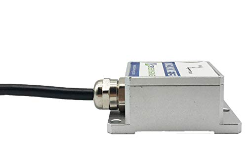 2D Dynamic Inclinometer Tilt Angle Sensor BW-VG127 with Dynamic Accuracy 2 Degree/Static Accuracy 0.2 Degree and RS232,RS485,TTL,Modbus Output by Bewis (Image #1)