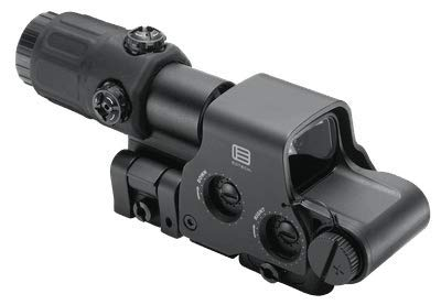 Eotech Red Dot Sight with Magnifier