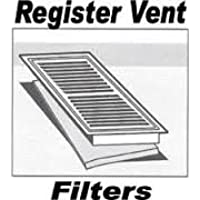 Carbon Register Vent Air, Odor & Dust Filters 3 Pack 12 x 16 by CFS