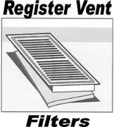 Carbon Register Vent Air, Odor & Dust Filters 3 Pack 12