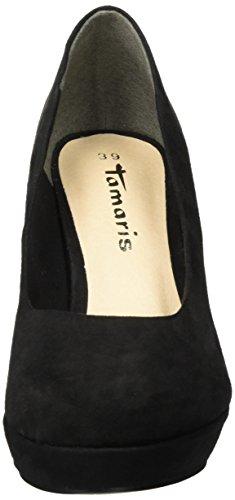 Tamaris Noir Escarpins Black Femme 22470 wwf6zaR