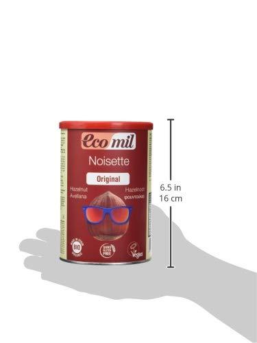 EcoMil Noissette, Bebida instantánea de Avellana en Polvo - 400 gr.: Amazon.es: Alimentación y bebidas