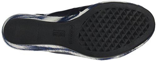 Aerosoles S1SIN001CEEAEH0, Sandalias de Cuña Mujer Azul (Navy)