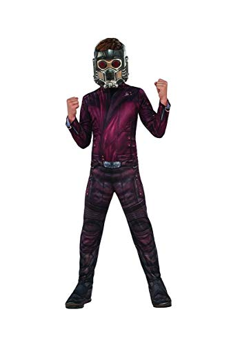 (Rubie's Costume Guardians of The Galaxy Vol. 2 Star-Lord Costume, Multicolor,)