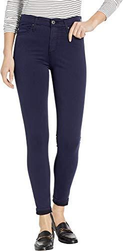 AG Women's The Farrah Skinny Ankle Jeans, Indigo Ink, Blue, 30