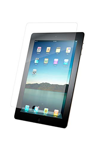 ZAGG InvisibleShield Glass Screen Protector for Apple iPad Pro 9.7 / iPad Air 2/ iPad Air (Ipad 2 Screen Protector Zagg)