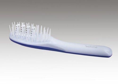 Salone Haircut Brush (Blue)