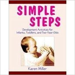 Simple Steps: Developmental activities for infants, toddlers & two- year-olds 01 Edition price comparison at Flipkart, Amazon, Crossword, Uread, Bookadda, Landmark, Homeshop18