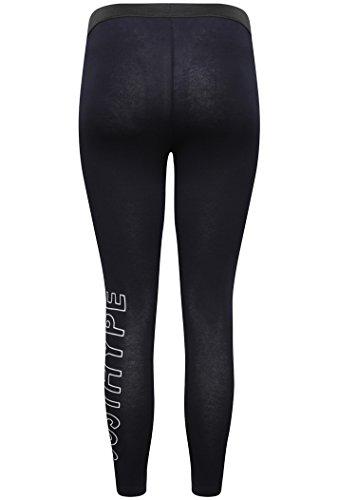 Hype Outline Damen Leggings - marineblau