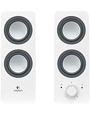 Logitech Stereo Speakers Z200, White