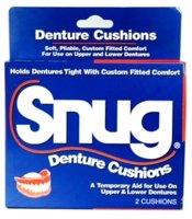 - Snug Denture Cushions 2 Each