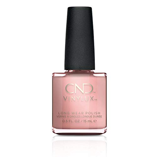 CND Vinylux Weekly Nail Polish, Strawberry Smoothie, .5 - Strawberry Long