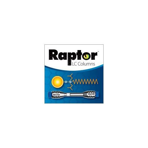RESTEK 9314252 Raptor ARC-18 Column, 1.8um Size, 50 Length, 2.1mm I.D. by RESTEK