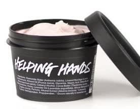 Lush Cosmetics Helping Hands Hand Cream, 3.5 Ounces