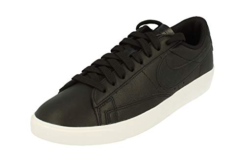 Para De Nike Negro black W Mujer Zapatillas 001 black black Baloncesto Blazer Low FIYRnBI