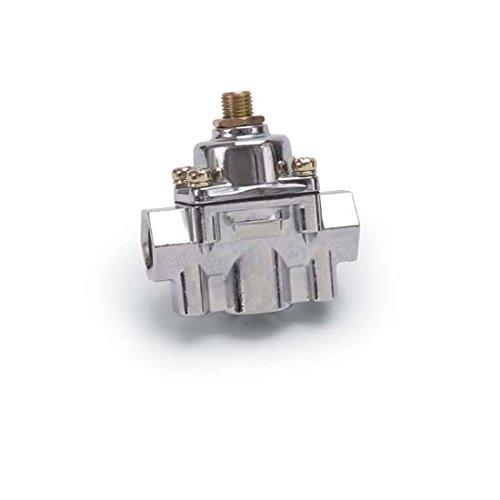 Edelbrock 1789 1-4 PSI Chrome Fuel Pressure Regulator