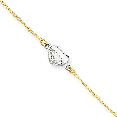 Black Bow Jewelry 14k Two-tone