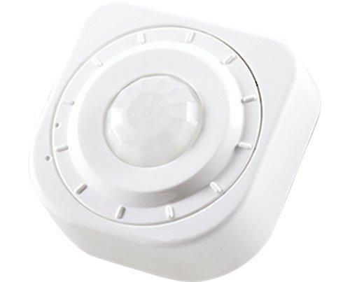 Rab Lighting Occupancy Sensor - RAB Lighting LOSBAY800 Occupancy Sensor Bayled Aisle with Connector