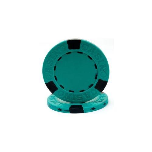 Trademark Poker Pro Clay Casino 100 Poker Chips, 13gm, ()