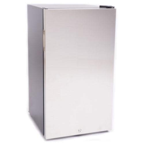 Center Solid Door Beverage (EdgeStar BWC210SLD 113 Can Beverage Center Stainless Solid Door)