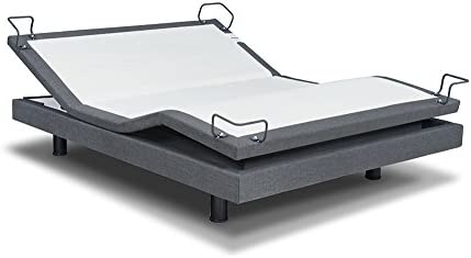 Reverie 7S Adjustable Bed From The Makers Of The Tempurpedic Ergo W/ Bluetooth Option Split Cal King