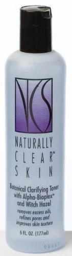 Botanical Clarifying Toner - Naturally Clear Skin Botanical Clarifying Toner 6 oz