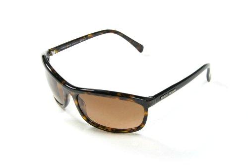 Giorgio Armani GA928/S Sunglasses - 0086 Dark Havana (55 Brown Gradient Lens) - - Armani Uk Glasses